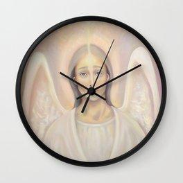 Archangel Anael, Angel of Love Wall Clock