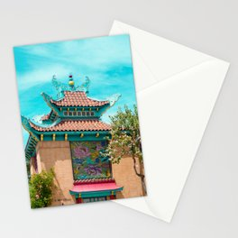 Travel photography Chinatown Los Angeles I Stationery Cards
