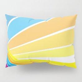 Stripes universe Pillow Sham