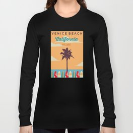 Venice Beach.  Long Sleeve T-shirt