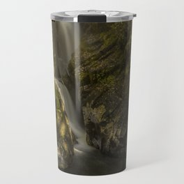 Cumbrian Waterfall. Travel Mug