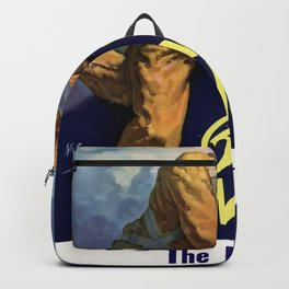 You Give Him Wings Backpack