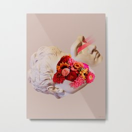 Adam's head Metal Print