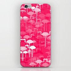 Flamingo land flip repeat, new colorway 5 iPhone & iPod Skin
