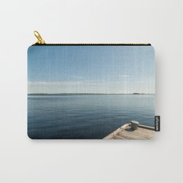 Sunny Day at the Dock | Koli, Finland Carry-All Pouch