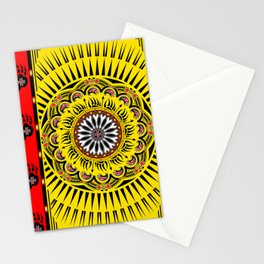 Sun Bear Stationery Cards