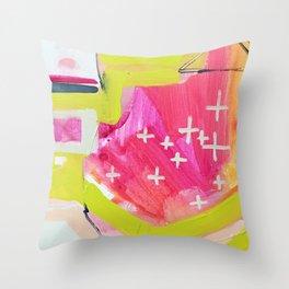 Elevate4 Throw Pillow