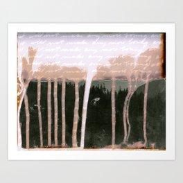 John Baldessari Art Print
