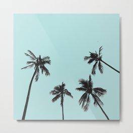 Palm trees 5 Metal Print
