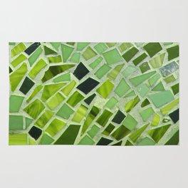 New Growth Mosaic Rug