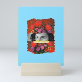 Usted puede Mini Art Print