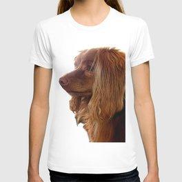 Dog - Cocker Spaniel - Misty T-shirt