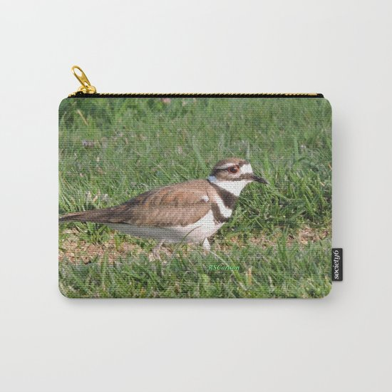 Killdeer Browsing Carry-All Pouch
