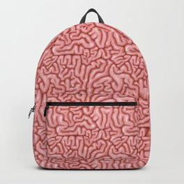 Pink Brains Backpack