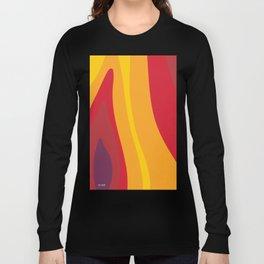 SALAMANDER- FIRE Long Sleeve T-shirt