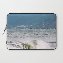 """Scilla and Cariddi "" - Sicily and Calabria Laptop Sleeve"