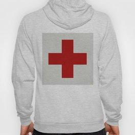 Remember Red Cross Hoody