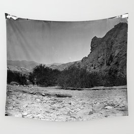 FURNACE CREEK, DEATH VALLEY, CALIFORNIA Wall Tapestry