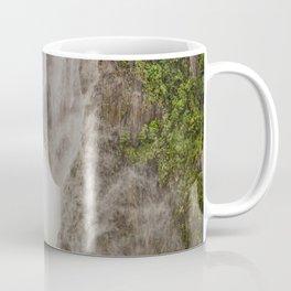 Beautiful waterfall in the rainforest Coffee Mug