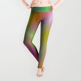 It is an product with blurred colorful colors. Yellow is very impressive. Leggings