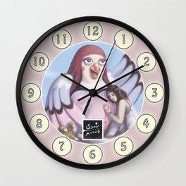 Mi hermoso rosario Wall Clock