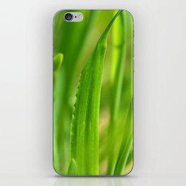 Grass 0138 iPhone Skin