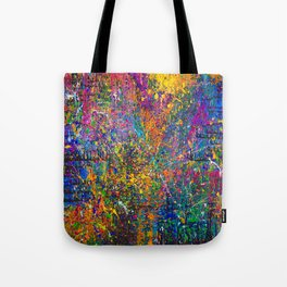 LIVE FULLY! Tote Bag