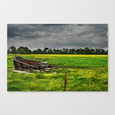 country time Canvas Print