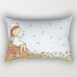 FOREST Illustration #07 Rectangular Pillow