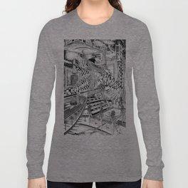 LA DIMENSIÓN DE CALABI-YAU O UNA TARDE EN EL BELLAGIO Long Sleeve T-shirt