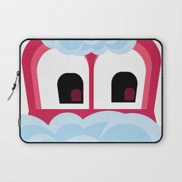 Bubble Beasts: Wild Cherry Berry Bubbler Laptop Sleeve