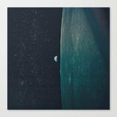 Project Apollo - 8 Canvas Print