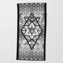 Sanctuary Beach Towel