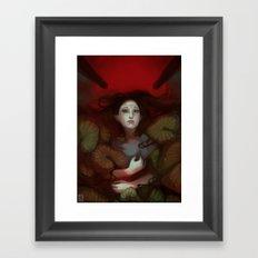 Dragon Age: Blood Lotus Framed Art Print