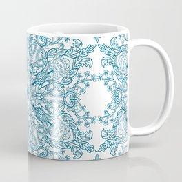 Spring Garden Mandala Coffee Mug
