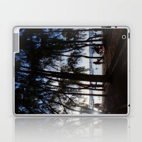 Last Ray of Sun Laptop & iPad Skin