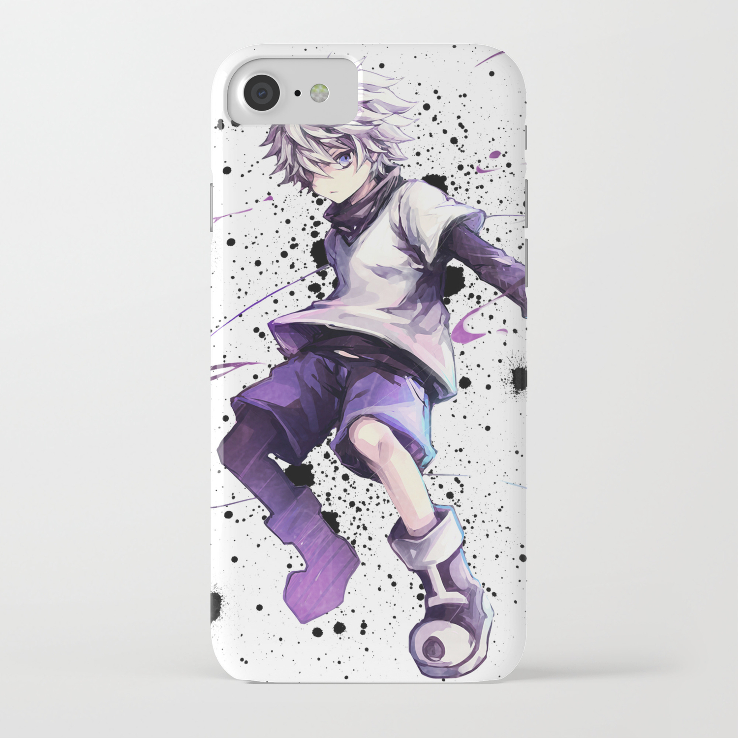 Hunter X Hunter Killua Zoldyck Iphone Case