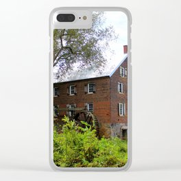 Kerr Mill 2 Clear iPhone Case