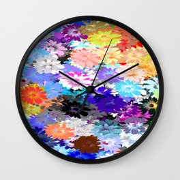 Driving Daisys Wall Clock