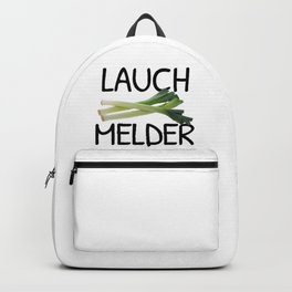 Lauch Melder Vegetables Backpack