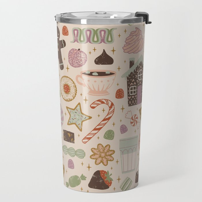 In the Land of Sweets Travel Mug
