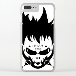 IBIZA BRATS NO.2 Clear iPhone Case