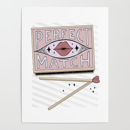 Perfect Match Poster