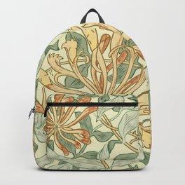 "William Morris ""Honeysuckle"" 3. Backpack"