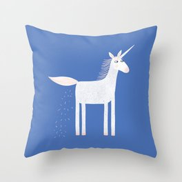 Where Sprinkles Come From Throw Pillow