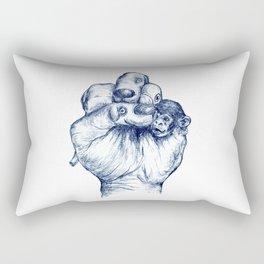 punch Rectangular Pillow
