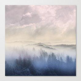 Pastel vibes 56 Canvas Print