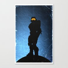 Halo 4 - Sierra 117 Canvas Print