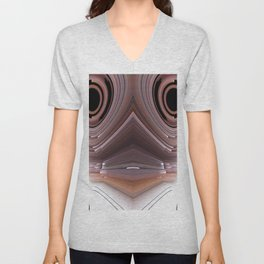 Lost in Space... this Duckface Unisex V-Neck