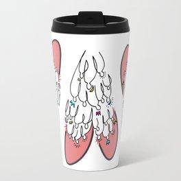 Amoeba LOVE Travel Mug